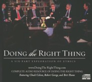 Doing the Right Thing, Audio CD