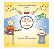 Rock, Rap, Tap & Learn Audio CD