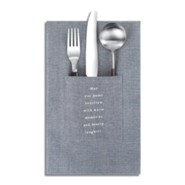 In This Home Pocket Napkin, Set of 2