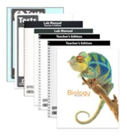 BJU Press Biology Grade 10 Homeschool Kit, 5th Edition