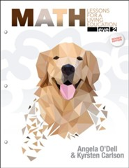 Math Lessons for a Living Education: Level 2, Grade 2