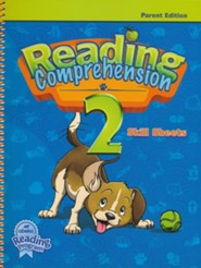 Reading Comprehension 2 Skill Sheets Parent Edition