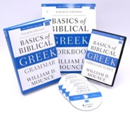 Basics of Biblical Greek - Video Lecture Course Bundle