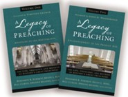 A Legacy of Preaching, Two-Volume Set