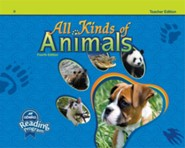 All Kinds of Animals Grade 2 Reader Teacher Edition (4th Edition)