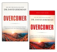 Overcomer, Hardcover Book and Study Guide