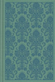 Hardcover Green / Blue