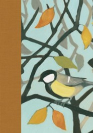 Hardcover Tan Bird