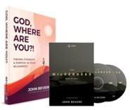 The Wilderness DVD Study & God, Where Are You?