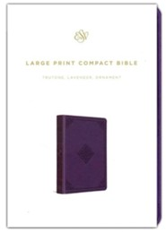 Imitation Leather Purple Large Print Red Letter - Slightly Imperfect