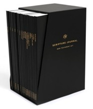 ESV Scripture Journal: New Testament Boxed Set of 19