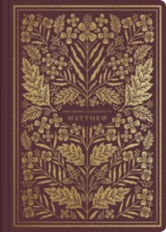 Matthew, ESV Illuminated Scripture Journal
