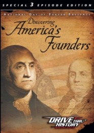 Drive Thru History: Discovering America's Founders - Special Edition: The Adams Family [Streaming Video Purchase]
