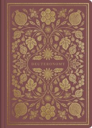 Deuteronomy, ESV Illuminated Scripture Journal