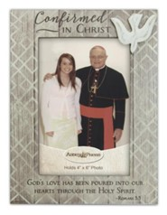 Confirmed in Christ Photo Frame