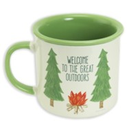 Welcome To the Great Outdoors Mug