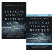 America's Religious History Curriculum Pack, Book and   DVD