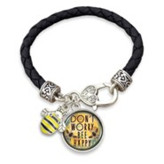 Don't Worry, Bee Happy Bracelet