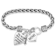 Mimi, The Heart That Loves Is Always Young Bracelet