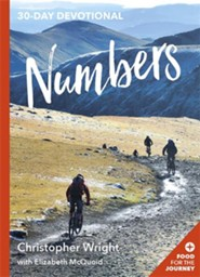 Numbers, 30-Day Devotional