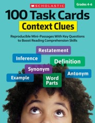 100 Task Cards: Context Clues
