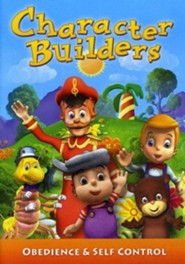 Character Builders 1: Obedience & Self-Control: Self-Control: Benny and the Birthday Berries [Streaming Video Rental]