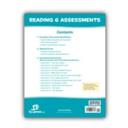 Reading 6 Assessment & Key (2nd Edition)