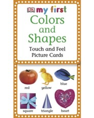 My 1st Touch & Feel Picture Cards: Colors
