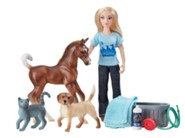 Pet Groomer Playset