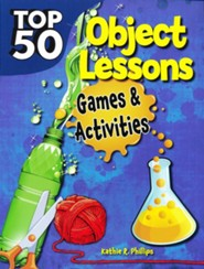 Top 50 Object Lessons Games & Activities - PDF Download [Download] -  Christianbook.com