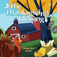 The Thanksgiving Blessing - Picture book