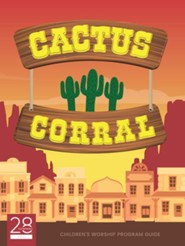 2819: Cactus Corral Worship Kit
