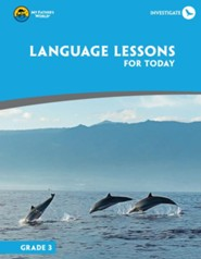 Language Lessons for Today Gr 3