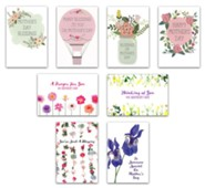 Mother's Day Card Assortment, Box of 24