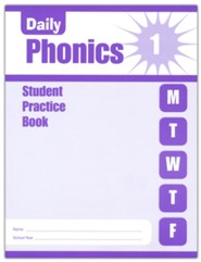 Daily Phonics, Grade 1 Student Workbook