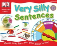 Very Silly Sentences: DK Two-Word Games