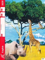 English PACE 1039, Grade 4 (4th Edition)