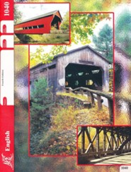 English PACE 1040, Grade 4 (4th Edition)