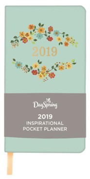 2019 Farmhouse, Pocket Planner