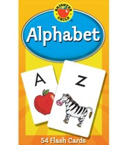 Brighter Child Alphabet Flash Cards