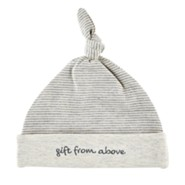 Gift From Above Knit Baby Cap