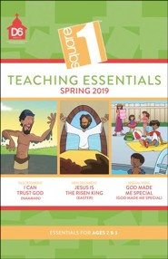 D6: Square 1 Teaching Essentials, Spring 2019