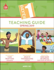 D6: Square 1 Extra Teaching Guide, Spring 2019