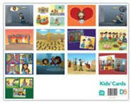 D6: Kid's Cards for Ages 2-5, Summer 2020