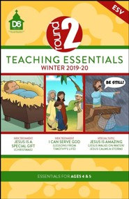 D6: Round 2 Teaching Essentials (ESV), Winter 2018-19