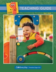 D6: Square 1 Extra Teaching Guide for Ages 2-3, Fall 2019