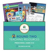 D6: Round 2 Teaching Essentials (ESV), Fall 2018