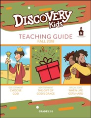 D6: Discovery Kids Extra Teaching Guide, Fall 2018