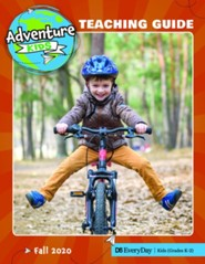 D6: Adventure Kids Extra Teaching Guide, Fall 2018