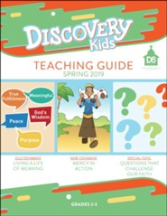 D6: Discovery Kids Extra Teaching Guide, Spring 2019